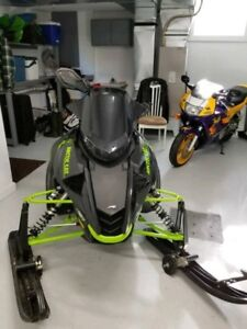 2017 Arctic Cat ZR9000 LTD 137
