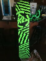 K2 men's snowboard package