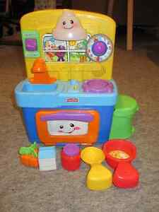 Cuisinette Fisher Price interactive
