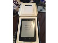 Kindle 6 ereader