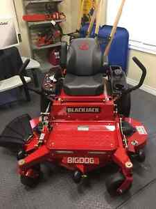 Big Dog BlackJack Z-Turn Riding Lawn Mower