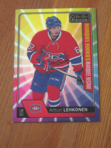 2016 17 OPC Platinum Rainbow Color Wheel #186 Artturi Lehkonen