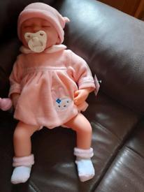 20inch female doll