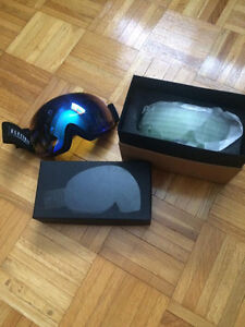 ELECTRIC EG3 GOGGLES DISCOUNT $150 MINT CONDITION