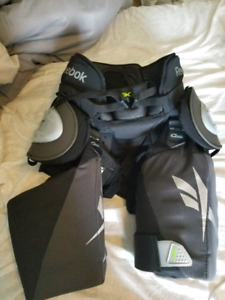 Rbk 9k pro stock girdle and shell xl