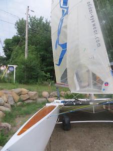Catamaran Tornado Sport / Modèle unique