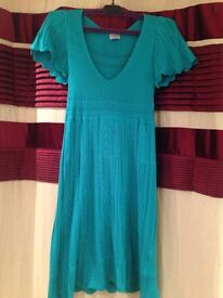 Knitted dress - Oasis, size 8