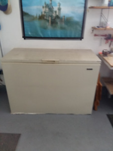 7 or 8 Cubic Foot Chest Freezer