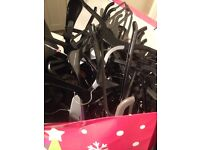 Large amount of hangers free