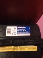 Two Car Batteries for Sale