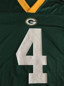 Brett Favre Green Bay Packers Jersey