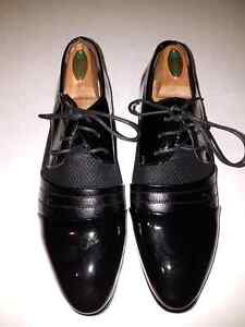 Black Dress Shoes size 9 - 91/2. Brand New! West Island Greater Montréal image 1