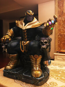 Looking for a sideshow thanos on throne