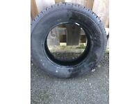 Brand new transit tyre 195/70r 15c