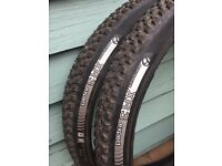 Bontrager Expert XR3 mountain bike tyres 27.5