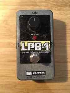 EH LPB-1 Pedal - Linear Power Booster