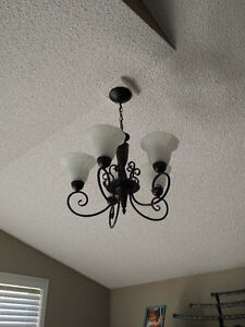 Ceiling light for sale brown
