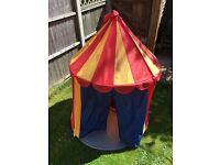 IKEA kids circus tent