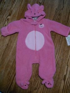Baby Gear Fleece Bunting Suit