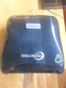 4 electronic paper towel dispensers