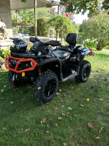 2020 Can Am Outlander 850 Max XT