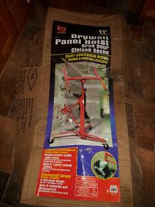 DRYWALL  PANEL HOIST 11ft.