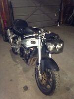 Project sport bike 99 GSXR 750 Suzuki