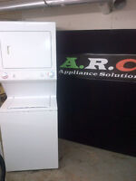 ARC Appliance Solutions - Electrolux Stack Laundry Center WD0135