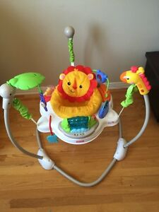 Fisher-Price Exerciseur  « Rainforest Friends » Jumperoo