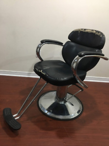 Used Barbing/Hair Styling Chair