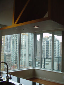 $2000/month-1br+Den in Yaletown-The Gallery (1010 Richards St)