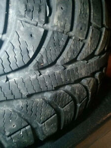 SIX.  205/55/16. WINTER TIRES.   $60 FOR ALL.