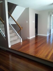 Upscale 3 bedroom condo-Rent further reduced -West End
