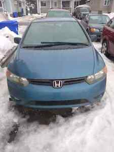 Honda civic 2006 for parts. Body is A1