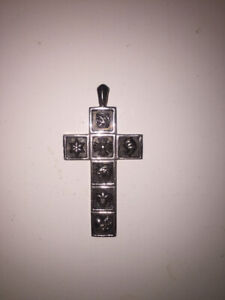 Chrome hearts cross pendant for chain/necklace/Jewellery