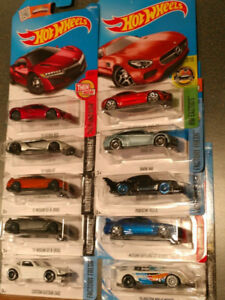 Hotwheels 10 x sport cars for sell