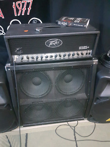 Peavy 120w 6505+ Amp Head w/footswitch