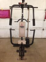 """Weider Pro 9625"""" Home Gym Exercise Machine"""