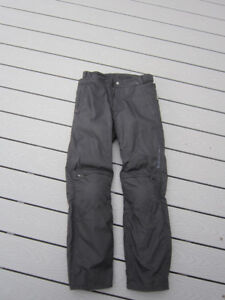 Dainese Gavlveston goretex motorcycle pants
