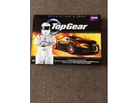 Top gear dvd and book giftpack