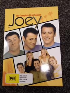 DVD - Joey (season 1) Box Hill Whitehorse Area Preview