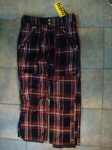 variety of snow pants BURTON VEN westbeach foresquare M,L,XL