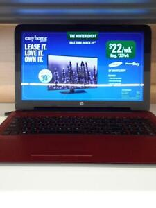 "*** USED *** HPC 15.6"" HP FLYER RED   S/N:CND6150T4Q   #STORE918"
