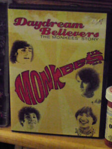 the monkeys live dvd daydream believers mint cond