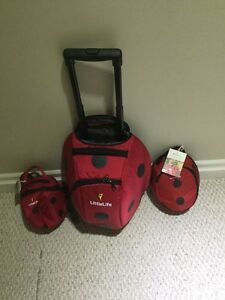 Little lite back back, luggage , lunch box (BRAND NEW)  London Ontario image 1