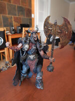 Spawn (McFarlane) Spawn the bloodaxe (loose)