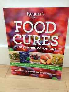 Reader's Digest Food Cures For 57 Common Conditions Book
