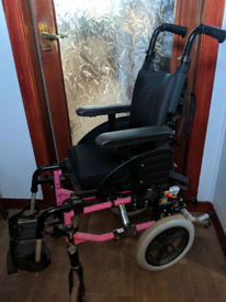 Action3 Junior Evolutive wheelchair