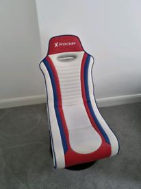 X Rocker Gaming chair with inbuilt Dolby speaker