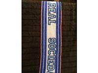 Real Sociedad FC scarf